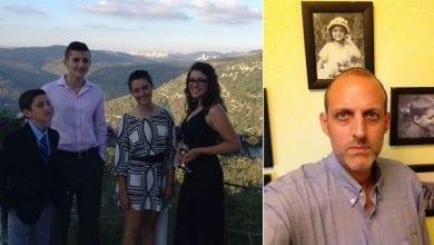 ג'יי אנגלמייר ובני משפחתו