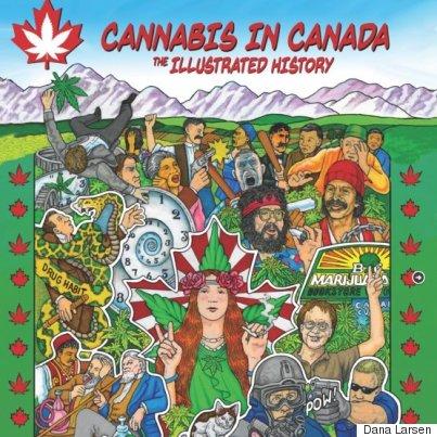 ספר היסטוריה של קנאביס בקנדה