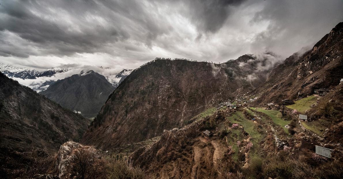 הרי ההימלאיה - לגדל קנאביס על פסגת העולם