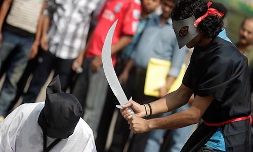 סוחרי חשיש מוצאים להורג בערב הסעודית