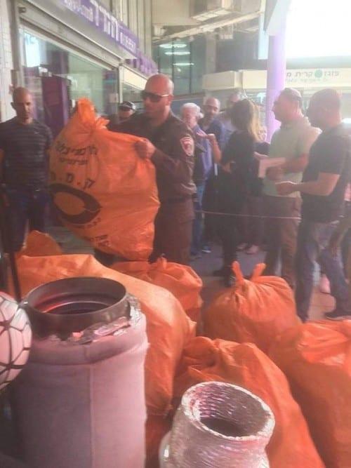 300 שתילי מריחואנה נתפסו בחנות נעלי ספורט בקריית מלאכי