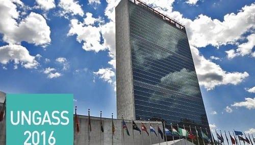 """כנה UNGASS 2016 של האו""""ם - ביטול הענישה וההפללה"""