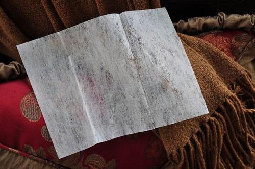שיטות להעלמת ריח מריחואנה - דפי ריח למייבש כביסה