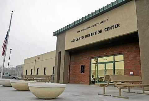 """כלא בעיר אדלנטו, קליפורניה, ארה""""ב - בתי הכלא יוחלפו בחממות קנאביס רפואי"""