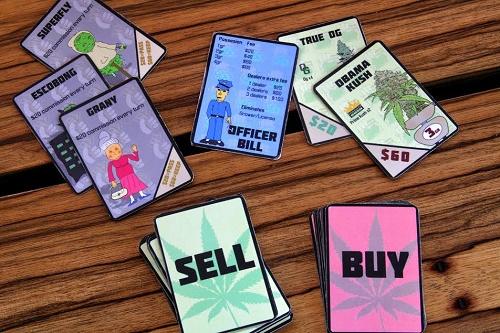"""""""הדילרים"""" - משחק קלפים העוסק במכירת מריחואנה, יוצרים ישראליים"""