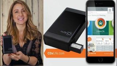 Photo of הביקורת קוטלת את MyDx – המכשיר שמזהה כמויות THC