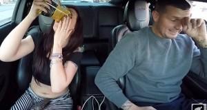 סרטון מצחיק: לקח בחורות לדייט - ועבד עליהן עם מריחואנה מזויפת