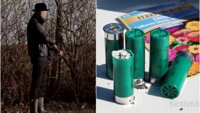 Photo of חדש: קליעי זרעים לשתילה בעזרת רובה ציד
