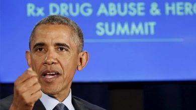 """Photo of אובמה: """"התמכרות לסמים זו בעיה רפואית – לא פלילית"""""""