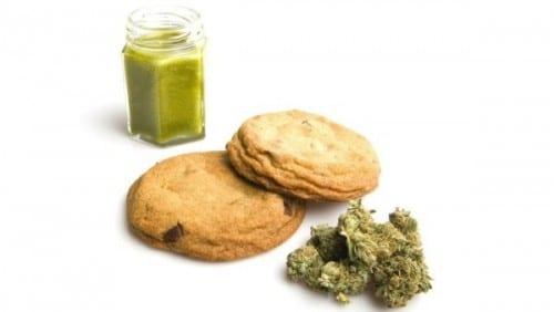 עוגיות קנאביס ומאכלי קנאביס