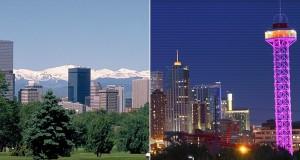 """דנבר, קולורדו: העיר הטובה ביותר למגורים בארה""""ב"""