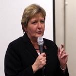 """סוזן גווידרי - חברת מועצת העיר ניו אורלינס (לואיזיאנה, ארה""""ב) שיזמה את הצעת החוק"""