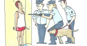 המדריך לצרכן - התמודדות עם שוטרים