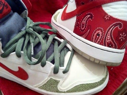 נעל המפ של נייק