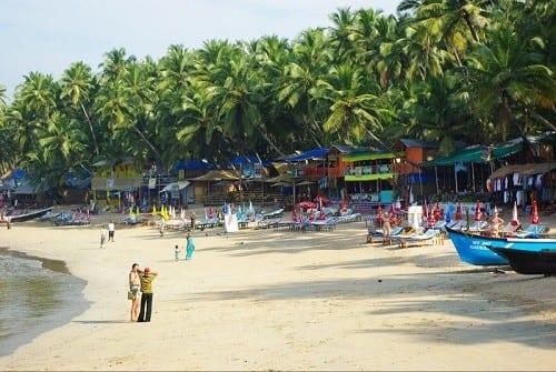 חוף פאלולם, גואה, הודו - חוף מדהים וקנאביס בכל פינה (חופשות קנאביס)