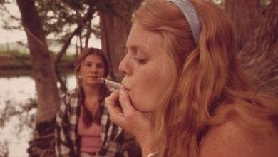 Photo of הממשל האמריקני צילם ב-1973 צעירים מעשנים גראס