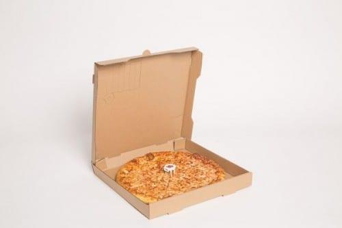מקטרת פייפ מגש פיצה