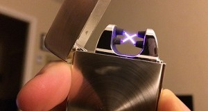 פלזמטיק X - מצית אקטרוני