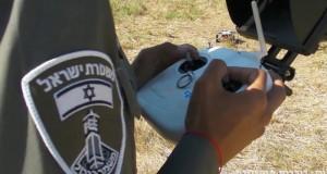 רחפנים בשירות משטרת ישראל