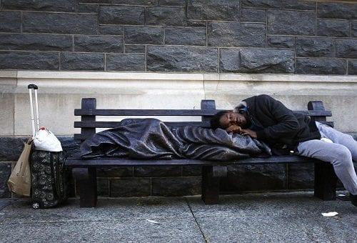 בשנתיים הקרובות מתכננת העירייה לתרום 3.5 דולר נוספים לרווחת חסרי הבית - בהתבסס על רווחי הקנאביס בלבד