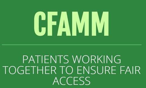 ארגון CFAMM - מטופלים למען הנגשת קנאביס רפואי
