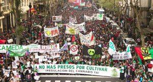 מצעד הקנאביס הבינלאומי ארגנטינה 2016