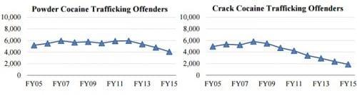 במקביל לירידה בסחר במריחואנה - חלה ירידה משמעותית גם בתחום הברחות הקוקאין