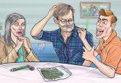 האם וכיצד כדאי לספר להורים שאתם מעשנים קנאביס