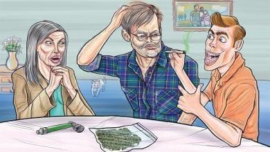 Photo of האם וכיצד כדאי לספר להורים שאתם מעשנים קנאביס