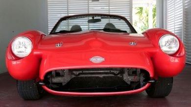 Photo of מכונית ספורט המיוצרת מקנאביס [וידאו]