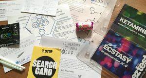 בדיקות לאיכות סמים EZ TEST