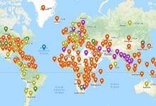 חוקי קנאביס בעולם - מפה