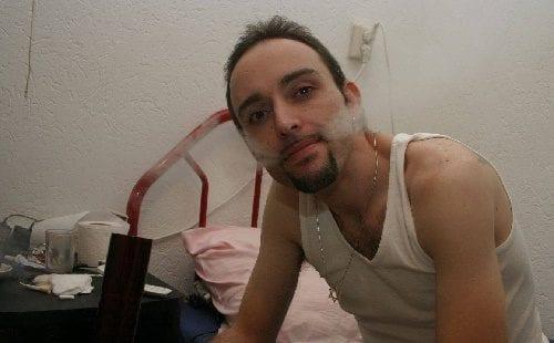 אריאל קשת - מטופל בקנאביס רפואי שגידל בביתו 6 צמחי קנאביס