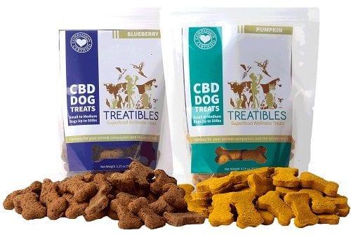 חטיפי CBD לכלבים - לטיפול בחרדה ובעיות התנהגות