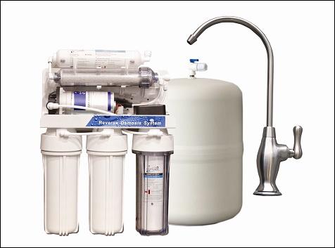 """מערכת אוסמוזה הפוכה - חיים קלים ומים נקיים (מתוך: """"14 טיפים שיעזרו לכם לגדל הידרו בקלות"""")"""