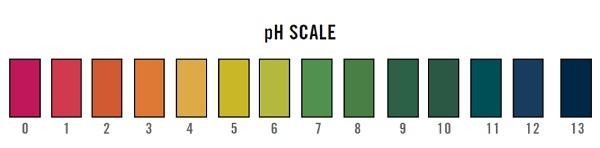 לשמירה על בריאות הצמחים, הקפידו על רמת חומציות במים של בין 5.5 ל-6.2 (מדד חומציות pH)