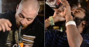 בדיקה: אלכוהול מול קנאביס