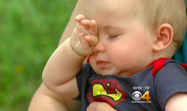קולורדו: תינוקות נולדים עם THC בדם