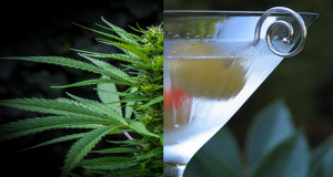 אתגר: קנאביס מול אלכוהול
