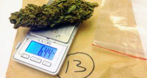 המחתרת - משלוחי מריחואנה