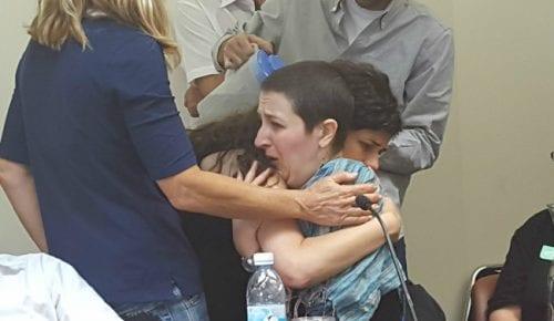 חולים בוכים בשדולה לקנאביס רפואי