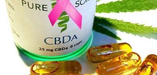 CBDA - מאט התפתחות גרורות סרטניות