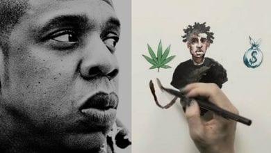"""Photo of הראפר ג'יי זי בסרטון חדש: """"המלחמה בסמים היא כישלון מפואר"""""""