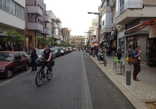 """חיפוש בעירום באמצע הרחוב - """"מחדל מהותי"""" (רחוב בעיר תל אביב)"""