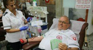 תרומת דם קנאביס
