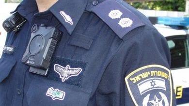Photo of 93% פחות תלונות נגד שוטרים עם מצלמות מדים