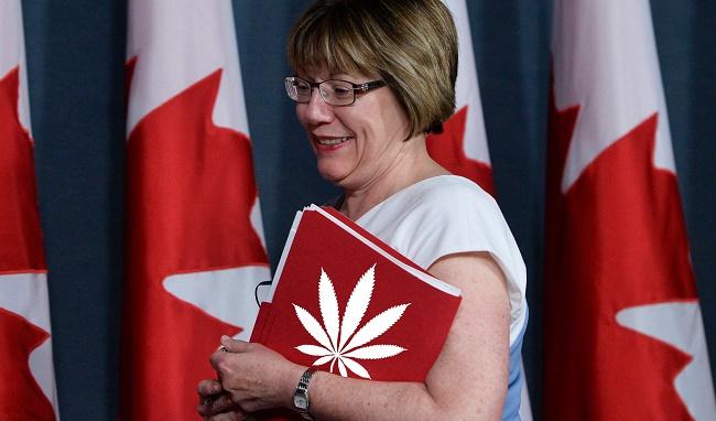 פרטי תכנית לגליזציה בקנדה