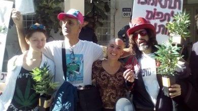 "Photo of הסגירו עצמם למשטרת ת""א: ""נמשיך לעשן ולגדל קנאביס"""