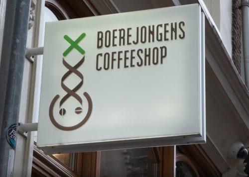 בוריונגנס קופי שופ (Boerejongens)