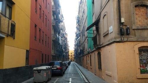 Барселона красивый город